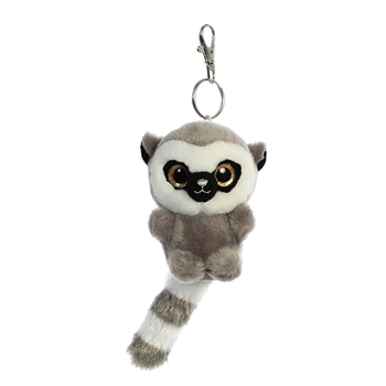 Lemmee the YooHoo & Friends Plush Lemur Clip-On by Aurora