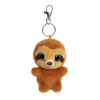 Slo the YooHoo & Friends Plush Sloth Clip-On by Aurora