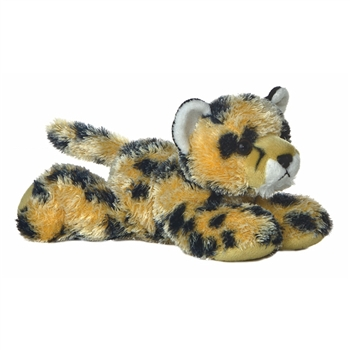 Streak the Plush Cheetah Mini Flopsie By Aurora