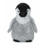 Stuffed Baby Emperor Penguin by Aurora