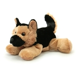 Shep the Stuffed German Shepherd by Aurora