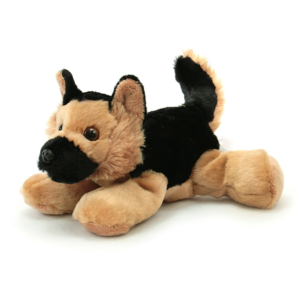 Shep The Stuffed German Shepherd Aurora Stuffed Safari