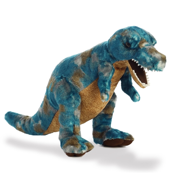 Blue Tyrannosaurus Rex Stuffed Animal Aurora Stuffed Safari