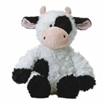 Stuffed Cow 12 Inch Tubbie Wubbie by Aurora