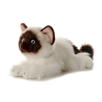 Bella the Plush Birman Cat 12 Inch Stuffed Flopsie by Aurora