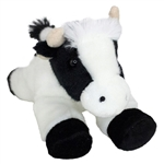 Mini Moo the Stuffed Cow Mini Flopsie by Aurora