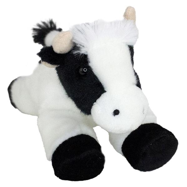 Mini Moo the Stuffed Cow Mini Flopsie | Aurora | Stuffed ...