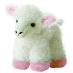 Lana the Plush Lamb 8 Inch Mini Flopsie by Aurora