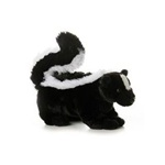 Sachet the Plush Skunk Mini Flopsie By Aurora