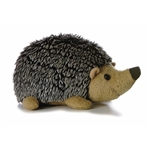 Plush 7 Inch Howie the Stuffed Hedgehog By Aurora