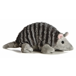 Hardy the Stuffed Armadillo by Aurora
