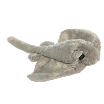 Little Stevie the Stuffed Stingray Mini Flopsie by Aurora
