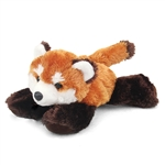 Little Red the Stuffed Lesser Panda Mini Flopsie by Aurora