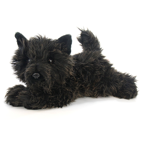 Toto the Plush Cairn Terrier by Aurora at Stuffed Safari