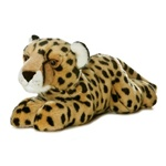 Plush Cheetah 12 Inch Stuffed Flopsie By Aurora