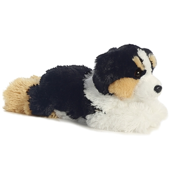Auzzie the Stuffed Tricolor Australian Shepherd Flopsie by Aurora