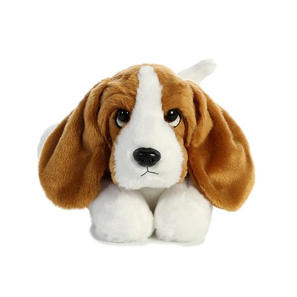 basset hound stuffed animal