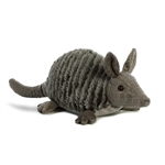 Big Hardy the Stuffed Armadillo Flopsie by Aurora