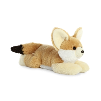 Fenster the Stuffed Fennec Fox Flopsie by Aurora