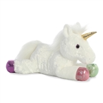 Prism the Stuffed Unicorn Flopsie by Aurora