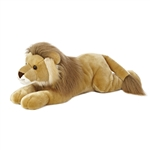 Leo the Jumbo Stuffed Lion Super Flopsie by Aurora
