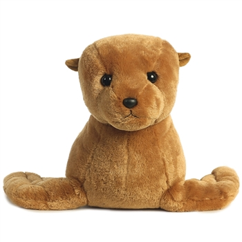 Jumbo Stuffed Sea Lion Super Flopsie by Aurora