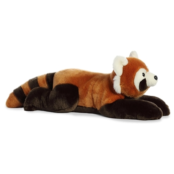 Big Lester the Jumbo Stuffed Red Panda Super Flopsie by Aurora