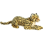 Camilla the Jumbo Stuffed Cheetah Super Flopsie by Aurora