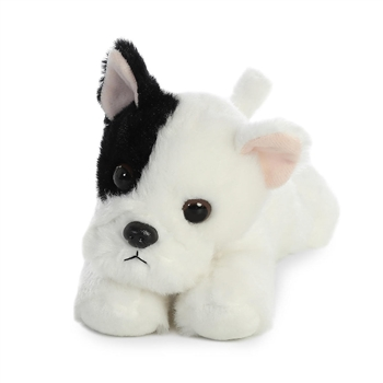 Little Franc the Stuffed French Bulldog Mini Flopsie by Aurora