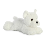 Little Windsor the Stuffed Westie Mini Flopsie by Aurora