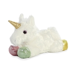 Little Prism the Stuffed Unicorn Mini Flopsie by Aurora