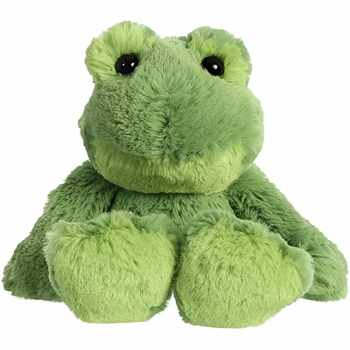 Little Fernando the Stuffed Frog Mini Flopsie by Aurora