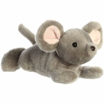 Little Missy the Stuffed Mouse Mini Flopsie by Aurora