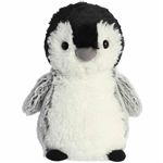 Little Pippin the Stuffed Penguin Mini Flopsie by Aurora