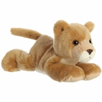 Little Leah the Stuffed Lioness Mini Flopsie by Aurora