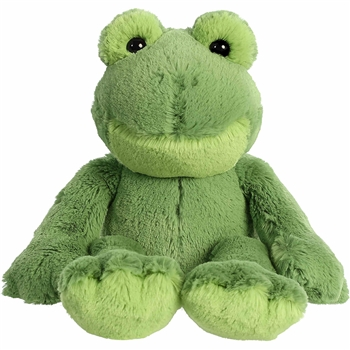 Fernando the Stuffed Frog Flopsie by Aurora