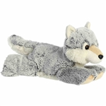 Winter the Stuffed Wolf Flopsie Plush by Aurora