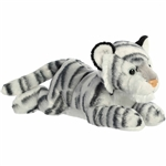 Mist the Plush White Tiger Flopsie by Aurora