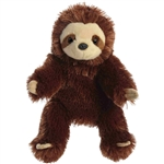 Hercules the Plush Sloth Puppet by Aurora