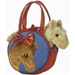 Pretty Pony Fancy Pals Pet Carrier with Plush Horse by Aurora