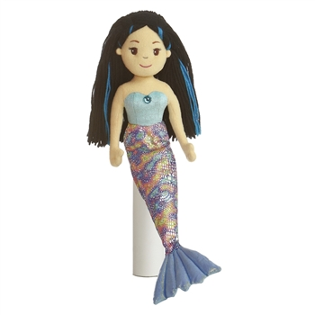 Morgana the Blue Sea Sparkles Mermaid Doll by Aurora