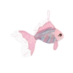 Kanani the Blue & Pink Tropical Fish Stuffed Animal by Aurora