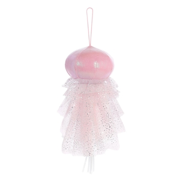 Kelly the Pink Jellyfish Stuffed Animal by Aurora