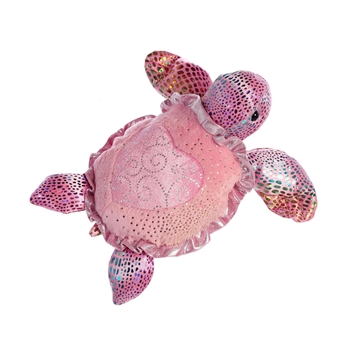 Tara the Little Pink Sea Turtle Stuffed Animal by Aurora
