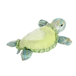 Tamara the Big Shiny Sea Turtle Stuffed Animal by Aurora