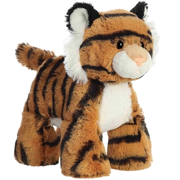Stuffed Bengal Tiger Splootsies Plush by Aurora