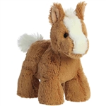 Stuffed Paint Horse Splootsies Plush by Aurora