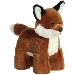 Stuffed Red Fox Splootsies Plush by Aurora