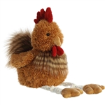 Radley the Stuffed Rooster Knottingham Friends Plush by Aurora