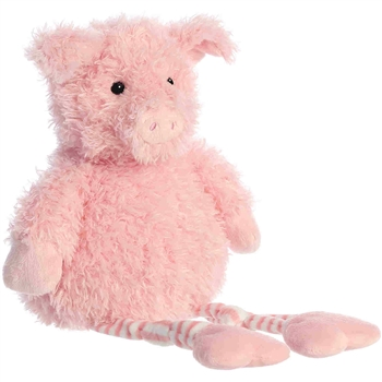 Penny the Stuffed Pig Knottingham Friends Plush by Aurora